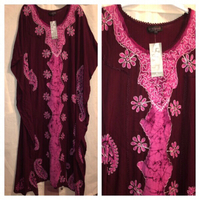 Used Nice ladies dress size XXL  in Dubai, UAE