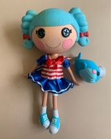 Used Lalaloopsy Marina Anchors Doll in Dubai, UAE