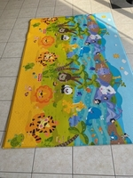 Used Thick Fisher Price Playmat !!  in Dubai, UAE