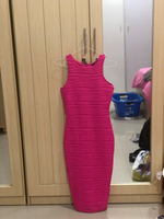 Used Jane Norman Original Hot Pink 3/4 dress in Dubai, UAE