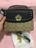 Used Coach Demi Pouch Sling Bag in Dubai, UAE
