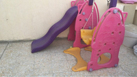 Used Play set and cycle in Dubai, UAE