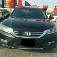 Honda Accord 2013 American Full Option