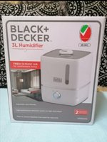Used Black+Decker 3L Humidifier in Dubai, UAE