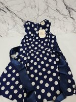 Used Baby Girl Polka Dot Dress | 3-4 yrs in Dubai, UAE