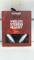 Used Sonilex Wireless Headset in Dubai, UAE