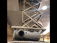Used Motorized Projector Lift for Ceiling in Dubai, UAE