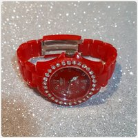 Used Red Fabulous London watch for her in Dubai, UAE