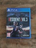 Used RESIDENT EVIL 3 REMAKE PS4 MINT C💖 in Dubai, UAE