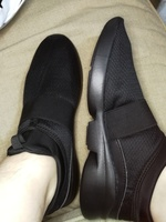 Used New soft material black sneakers size 43 in Dubai, UAE