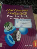 Used 3 books grade 7 in Dubai, UAE