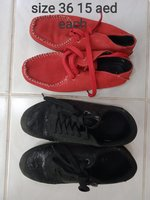 Used Size 36 shoes for girls. in Dubai, UAE