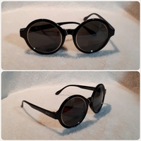 Used New Round small Black Sungglass in Dubai, UAE