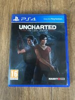 Used Uncharted Lost Legacy - PS4 - As New in Dubai, UAE