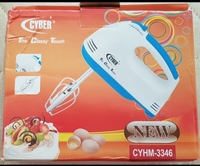 Used New Cyber egg and dough hand mixer in Dubai, UAE