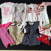Baby Clothes And Accessories 9-12mths. 4pcs Baby Pyjamas, 2