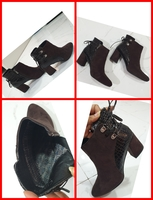 Used New Boots Size is 40 in Dubai, UAE
