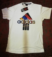 Used Addidas new t shirt /% in Dubai, UAE