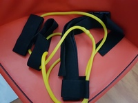 Vertical Jumping Resistant band