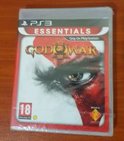 Used God of War 3 PS3 Brand New Sealed Pack in Dubai, UAE