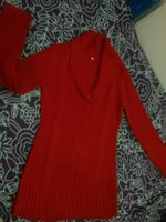 Used Red Sweater in Dubai, UAE