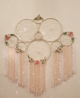 Used Dream Catcher (Large Wall Hanging Decor) in Dubai, UAE