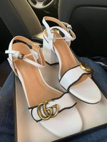 Used Gucci sandals in Dubai, UAE