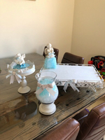 Used Baby Shower Trays/Display (3 pcs) in Dubai, UAE