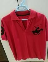 Used Preloved Beverly Hill Polo Red T-shirt in Dubai, UAE