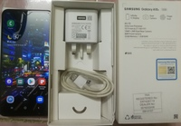 Used Samsung A10s with box and charger in Dubai, UAE