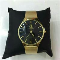 CK Lady Watch- Gold/ Black Dials (New)