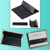 Used New slim light foldable keyboard in Dubai, UAE
