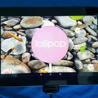 Used Samsung Galaxy Nexus 10.1. Great Tablet With Always The Newest Updates From Google First  in Dubai, UAE