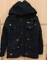 Used Jacket XL, black ! in Dubai, UAE
