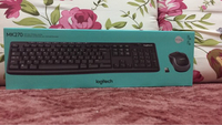Used Logitech Wireless Keyboard + Mouse in Dubai, UAE