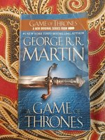 Used Game of Thrones novel in Dubai, UAE