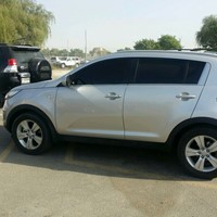 Used Kia SPORTAGE 2.0 GCC Only 48500 Km Agency Maintained in Dubai, UAE