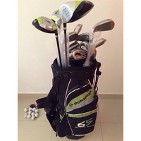 Brand New Dunlop 65 Golf Kit, With Golf Clubs, Golf Balls And Bag. Excellent Condition. Used Only A Couple Of Times.