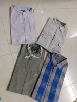 Used Men shirts in bundle offer in Dubai, UAE