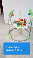 Used FisherPrice jumper in Dubai, UAE