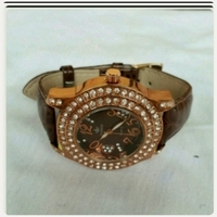 Used Fabulous brown fashion watch for her.. in Dubai, UAE