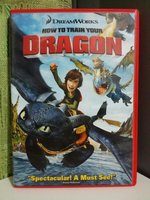 Used How To Train Your Dragon (2010) DVD in Dubai, UAE