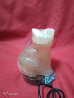 Used Himalayan salt lamp cat in Dubai, UAE