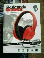 Used SkullCandy Crusher Headphone Extrme Bass in Dubai, UAE