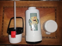 Used Vacuum Flask new. / in Dubai, UAE
