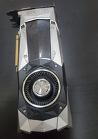 Used EVGA Geforce GTX 1080 8GB Graphics Card in Dubai, UAE