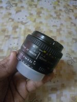 Used Nikon Nikkon 50mm 1.8D lens with bag in Dubai, UAE