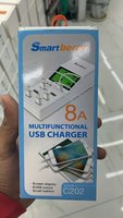 Used Multi usb port charger with led display in Dubai, UAE