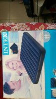 Used INTEX Airbed with 2pillows 152X203X22cm in Dubai, UAE