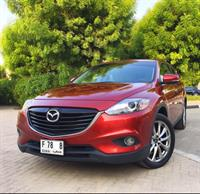 Used MAZDA CX9 V6 3,7 FULL OPTION 7 SEATS GCC SPECS in Dubai, UAE